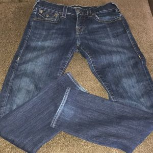 Men's True Religion Jeans Size 30/32